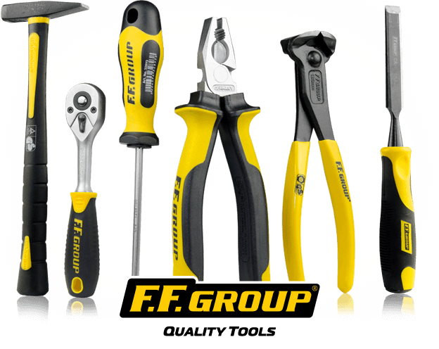 FF GROUP TOOLS ist eine Marke der FF GROUP TOOL INDUSTRIES